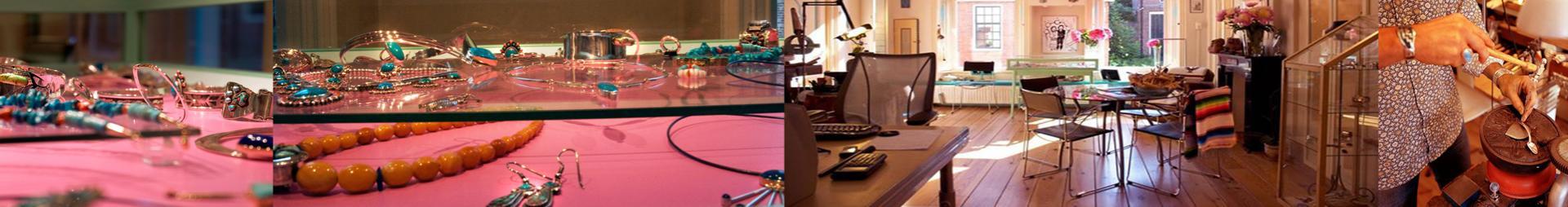 Trouwringen studio ZhaawanArt